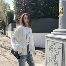 ◆ MUGU ◆ 2018 spring and summer new suit jacket Korean embroidery baseball thin coat Sun protection clothing female short paragraph