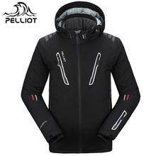 French Percy and outdoor ski suit male professional mountaineering warm breathable single plate ski clothes