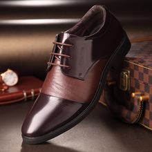 en's oxford business forl dress leather shoes