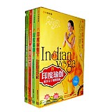 Genuine Indian Yoga Teaching Tantric Women's Routine Complete 4DVD Mia Mang Miao Teaching CD