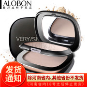 Yabon white powder Concealer Moisturizing Foundation makeup makeup bronzing powder with puff wet and dry layer
