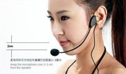 A general teaching lecture / meeting microphone headset microphone headset microphone microphone bee