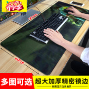 Game mouse pad super lovely cartoon creative small computer sewing thick desk pad pad