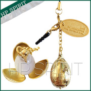 [WT] Harry Potter Edition mobile phone pendant – opening and closing around the golden eggs/headphone dust spot USJ