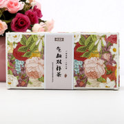 So love flowers and grass health tea tea double nourishing blood nourishing nourishing red jujube longan