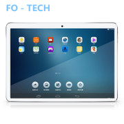 FO TECH M10 slim 10 inch tablet computer intelligent mobile phone Android eight core 4G Internet phone Combo