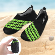 Summer beach diving shoes for men and women barefoot skin soft shoes skid shoes socks children swimming beach treadmill wading shoes