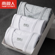 The old man in breathable cotton vest nanjiren old shirt cotton sweat shirt old thin summer