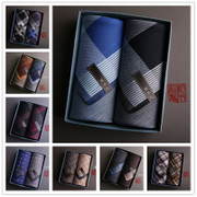 (thirty men) and Mu Ji man water absorbent cotton handkerchief handkerchief souvenir bag retro post