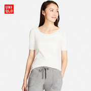 Ladies BRA ballet T-shirt (short sleeved) 198743 UNIQLO UNIQLO
