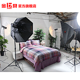 Jinbei 600W professional photography lights in the large-scale studio furniture Taobao shooting light photography equipment suite
