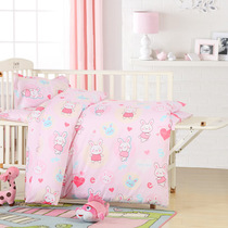 Winter childrens suite set of cotton bedding cotton sheets for three student dorm bedding factory outlet