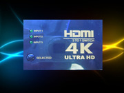 HDMI 3 into the 1 switch HD switch 4K input of 15 m output of 20 meters