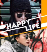 2017 pounds FF Sunglasses sealed with the same section of the European women's fashion sunglasses burst of European and American style retro Street mirror