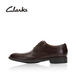 clarks其乐正装男士皮鞋舒适德比鞋Truxton Plain商务皮鞋男春季