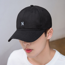 European and American tide brand summer hat men's Korean version of the cap female outdoor shade sun hat youth ins baseball cap