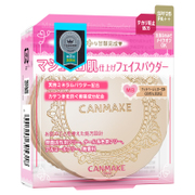The Japanese Canmake cotton candy powder oil control makeup honey cake 10g SPF26PA++