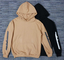 Kanye West Calabasas oversize hoodies Kanyeins Coconut Hat Guard Men and Women