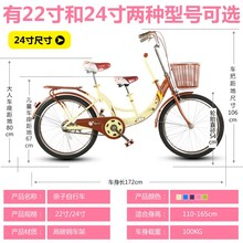 Baby car parent-child bicycle can be sitting down folding tricycle riding and Che Baobao double with a small baby