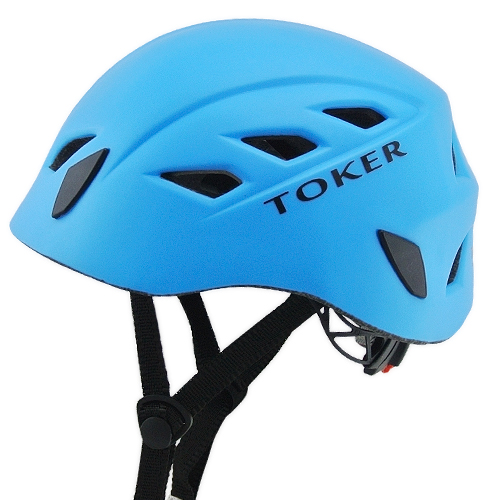 Toker mountaineering helmet outdoor rescue Downhill Helmet caving upstream climbing rock climbing helmet equipment development