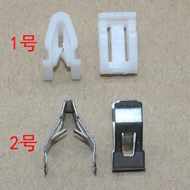 东风天龙天锦大力神工作台仪表板中控台安装卡扣塑料铁卡子