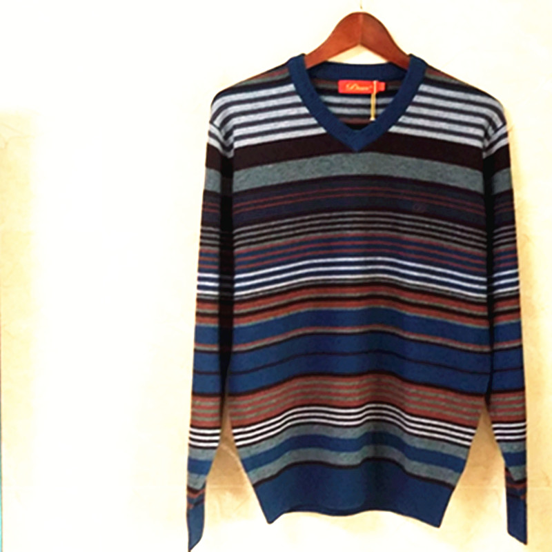 Men's wear DUER, French Dupont, autumn and winter sweater, sweater counters, quality 16122