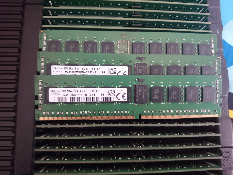 DELL, M630, M830, R430, R530, R630, 8G, 8GB, DDR4, 2133, ECC server memory