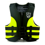 Professional adult child lifejacket size wear portable fishing vest from the thickened strong buoyancy snorkeling vest