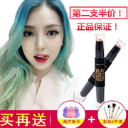 Etude double bronzing stick play 101 color light pen Concealer pen pony nose shadow shadow stick