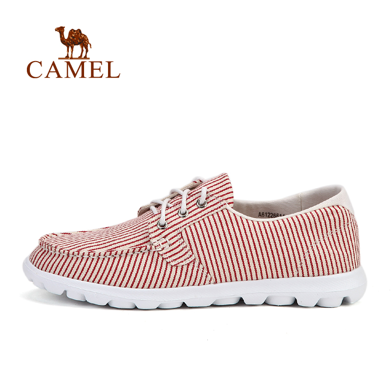 Camel outdoor flagship store, women's shop, hiking shoes, light ventilation, sweat absorption, women's casual shoes, A61226614
