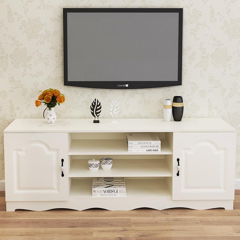 电视柜现代简约茶几组合套装欧式卧室地柜迷你小户型客厅电视机柜