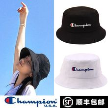 Japanese champion authentic champion fisherman hat basin hat tide brand female summer Korean version of wild Japanese couple male