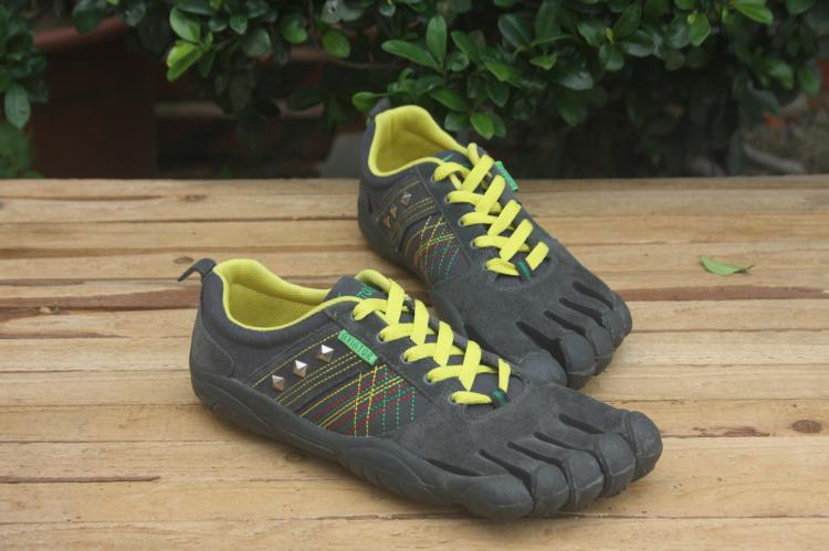 Maitu summer outdoor air shoes male fitness running upstream Wuzhi Mountain five toe shoes barefoot hiking shoes