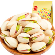 Tmall supermarket becheery pistachio nuts nuts roasted bagged snacks 100g pregnant women without bleaching