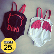 Spike 25 yuan small devil Siamese swimsuit