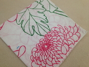 Pure cotton ladies printed handkerchiefs in foreign trade/scarf/towel/handkerchief cotton