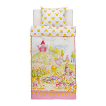 (IKEA products purchase) what does Natu 200*150CM children cartoon single quilt cover and pillowcase bedding