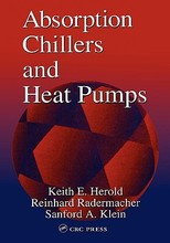 Absorption Chillers and Heat Pumps [9780849394270]