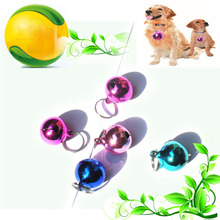 Pet Bell Teddy Dog Poodle Accessories Bell Bell Cat Jewelry Accessories Pet Cat Dog Supplies