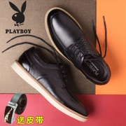 Genuine leather shoes casual shoes men dandy male leather shoes shoes all-match autumn Korean youth shoes