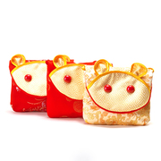 Bubble bag is new year red envelopes package of children New Year red envelopes baby red bag