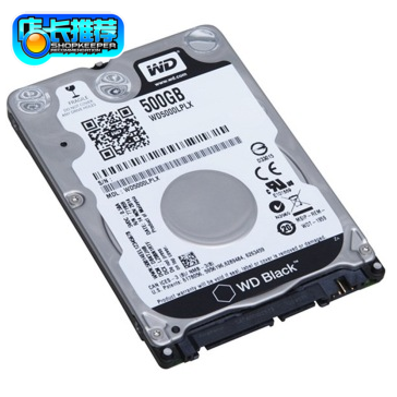 Western Digital Black disk 500GB SATA6Gb/s32M WD5000LPLX enterprises three years warranty a ten