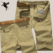 Summer men's casual shorts in summer 5 loose pants five frock breeches beach pants pants 7 in seven