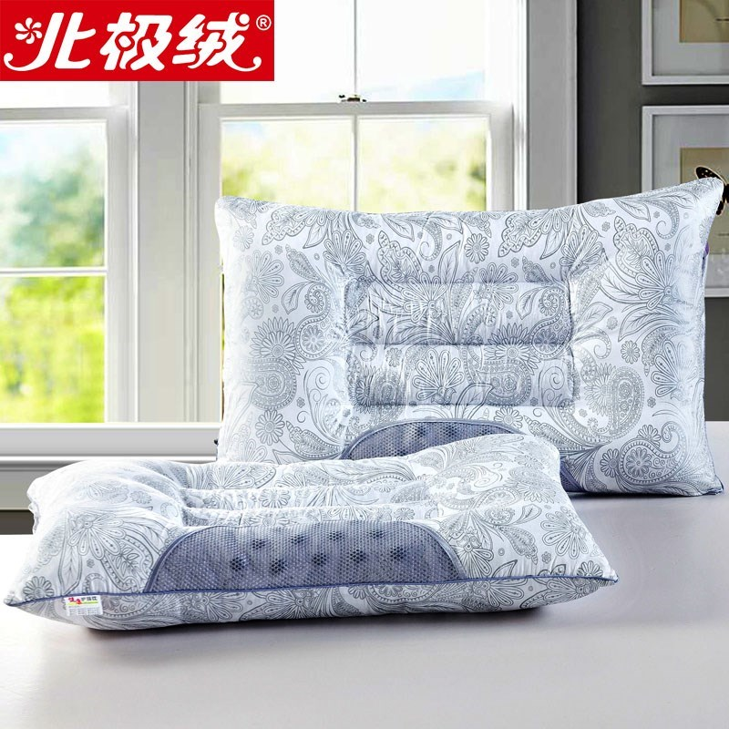 A pair of adult household health care pillow pillow pillow bed hotel Juemingzi students relaxing