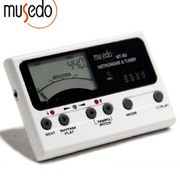 Genuine little angel /Musedo three a guitar tuner tuner electronic metronome beats to send 3 picks