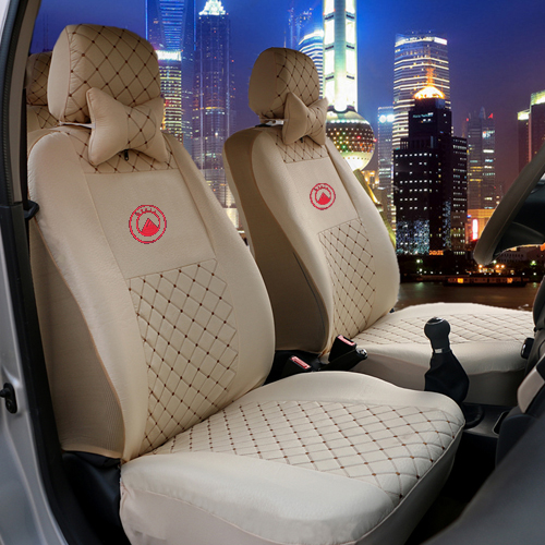 Geely's global hawk GX7 vision panda free ship king kong new emgrand EC7 car seat cover cloth seat cover of the four seasons