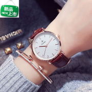 Korean version of the LED touch bracelet bracelet movement's watch lovers watches children waterproof electronic watch