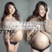 Rental pictures art photo studio portrait photography of pregnant women sweater shoot fresh fashion pregnant belly photos pictures of clothes
