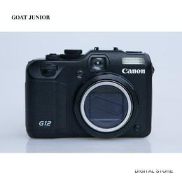 Canon/佳能 PowerShot G12 佳能G12 高清微距 翻转屏 支持交换G11