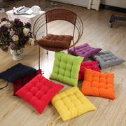 The student office chair seat cushion winter thickened stool bottom cushion cushion seat cushion tatami meal